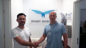Cem passed MEP(L)+IR/ME+CPL(A) exam - Smart Aviation