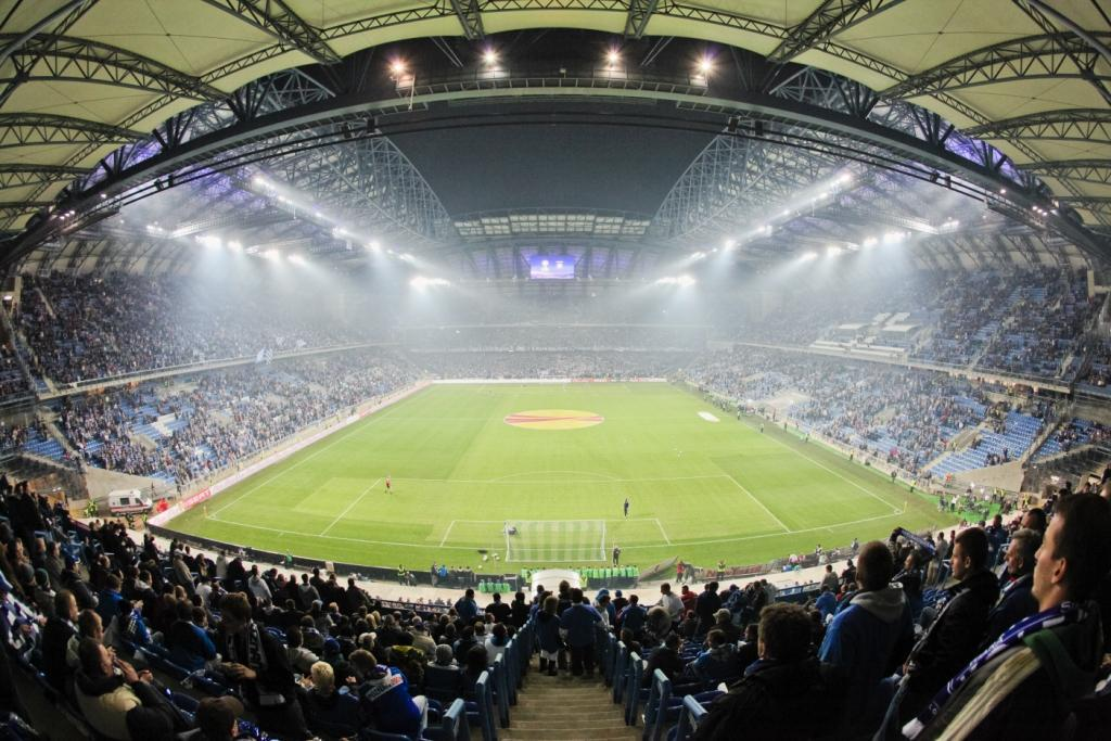 stadion Maciej Nowaczyk